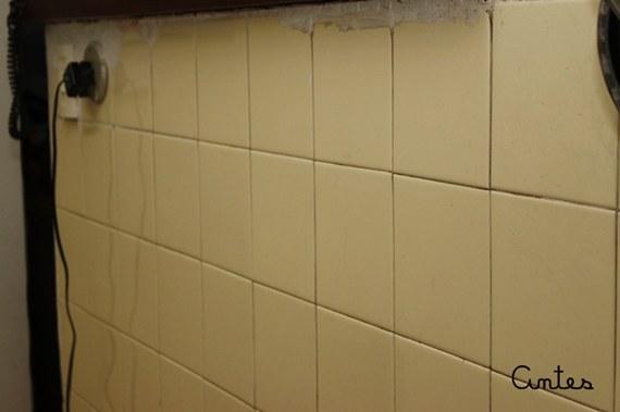 Adesivos de azulejos blog de decora o e - Papel para paredes baratos ...