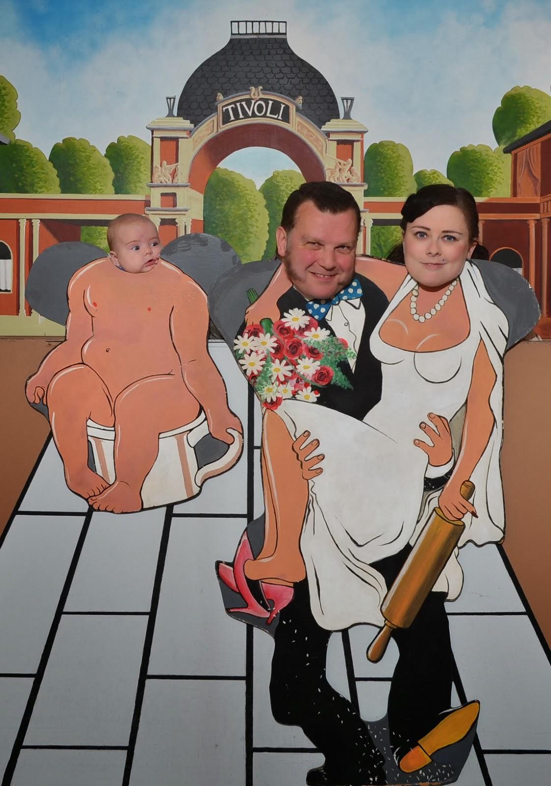 Vores bryllup i Tivoli