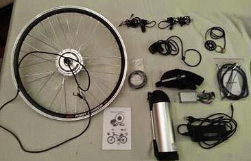 Kit Motor Electrico para Bicicletas en Chile