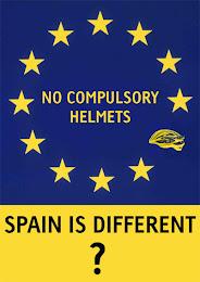 No al casco obligatorio