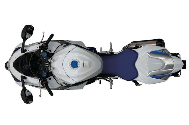 Suzuki Ultra-exclusive GSX-R1000ZSE motorcycle top