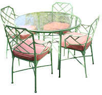 Bamboo Patio Set1