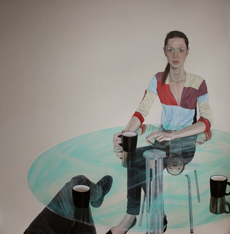 ©Tristan Pigott. Exploraciones surrealistas. Pintura | Paintings