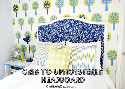 Crib to Headboard