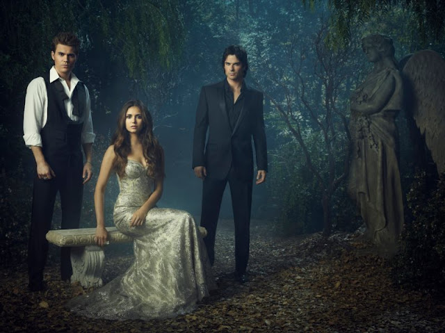 The Vampire Diaries Coming Again