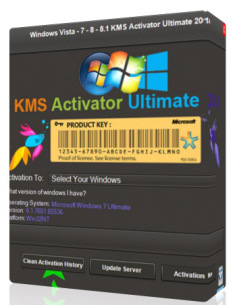 Windows 8.1 Pro KMS Activator Key Ultimate Free Download
