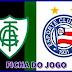 Ficha do jogo: América-MG 1x1 Bahia | Campeonato Brasileiro Série B - 1ª rodada