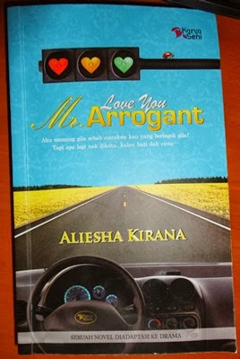 Novel Love You Mr. Arrogant, sinopsis Love You Mr. Arrogant, cerita Love You Mr. Arrogant