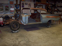 1959 Chevy Bel Air 2-dr project