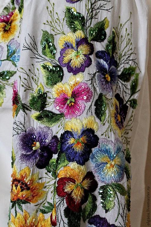 Irina Amazing Embroidery
