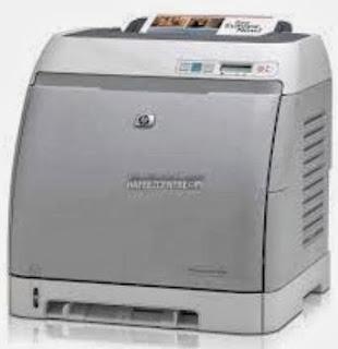 HP Color LaserJet 2600N Free Download Driver - Download ...