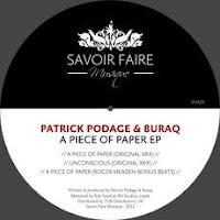 Patrick Podage Buraq Savoir Faire Musique