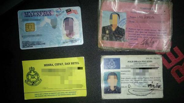 5 Gambar: Bekas Anggota Polis Di Belasah Penduduk Kampung Ketika Cuba Memecah Rumah