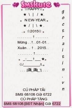 tin nhắn năm mới kute nhất