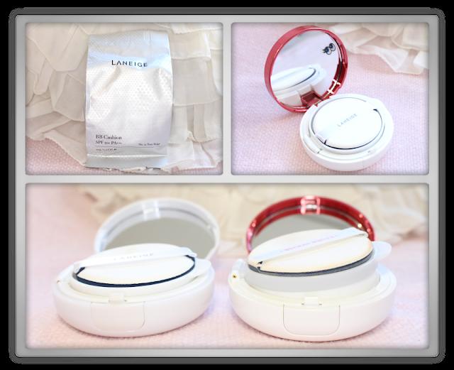 Laneige PLAYNOMORE BB cushion  Intense Lip gel Haul Review beauty blog korean makeup blogger 13 1 rosy nude