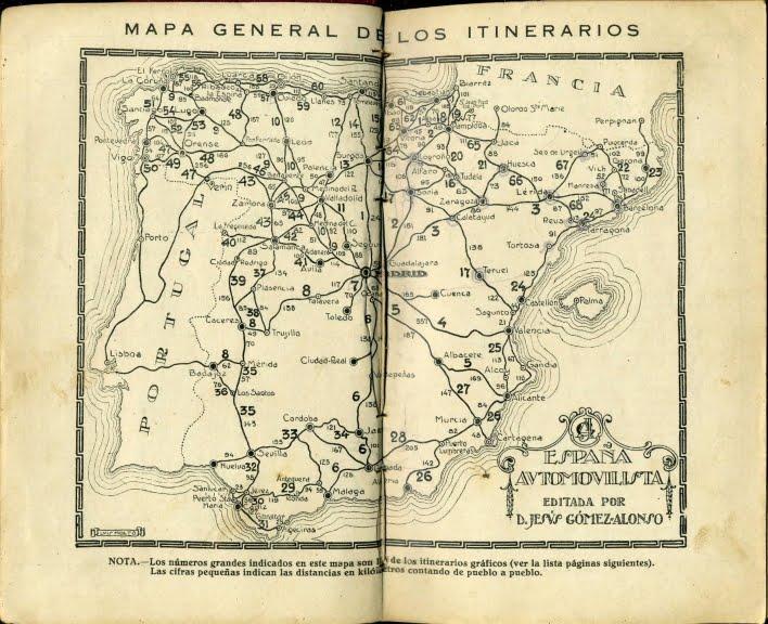 1926 ESPAÑA AUTOMOVILISTA