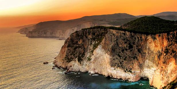 ηλιοβασίλεμα-Ελλάδα-καλοκαίρι-ήλιος-θάλασσα-Κερί-Ζάκυνθος