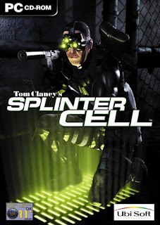 Tom Clancy's Splinter Cell PC Cover