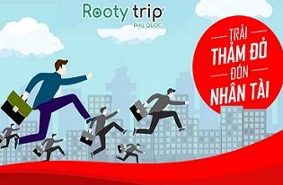 Rooty Trip Tuyển dụng