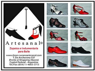 Auspiciantes - Artesanal Zapatos