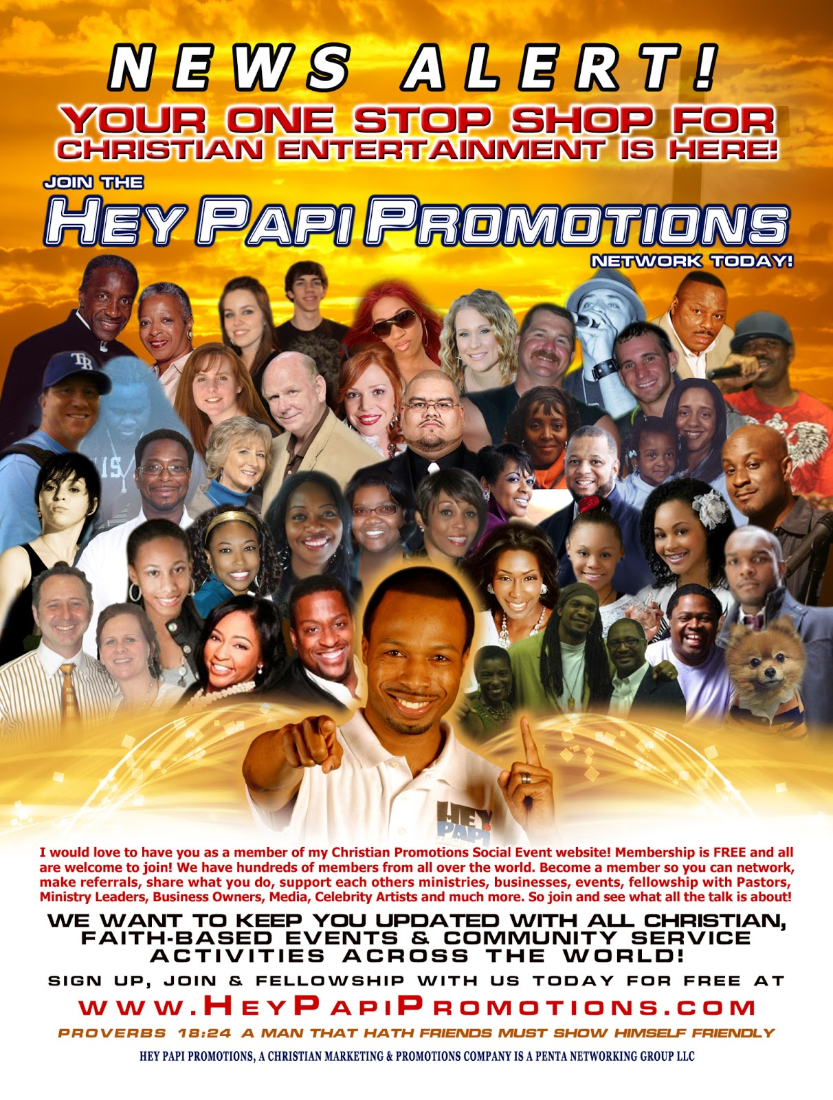 Image result for hey papi promotions