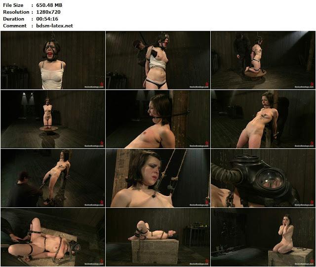 Devicebondage - Pretty gets punished (Juliette March)