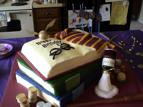 Harry Potter Birthday Cake Ideas Harry Potter Birthday Cake