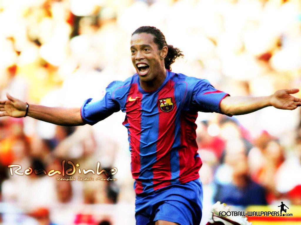 Ronaldinho Brazil Best Player Profile Wallpapers 2011 Xavi