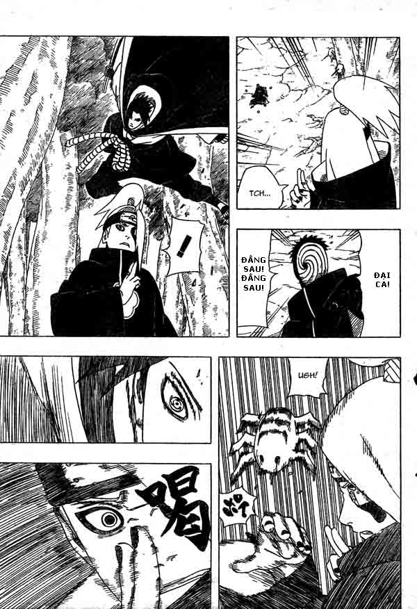Naruto - Chapter 357 - Pic 13
