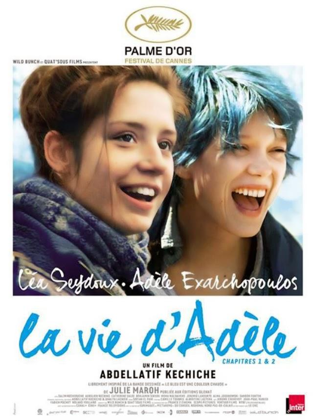 La película La vie d'Adèle