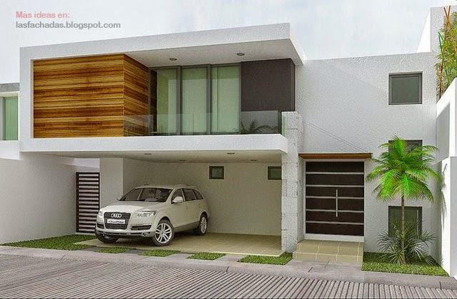 Fachada de casas sencillas y peque as fachadas de casas for Fachadas de casas de dos pisos sencillas