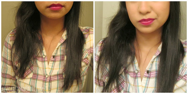 Moroccan Hair Styles: Restoration Beauty: Review: Suave Moroccan Argan Styling