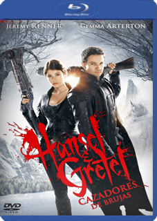 Hansel y Gretel: Cazadores de Brujas [2013] [BrRip] [Latino] [MG-BS-FS-4S]