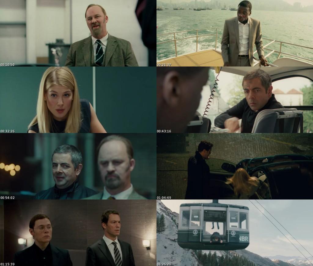Johnny English Returns (2011) [DVDScreener] [Español]