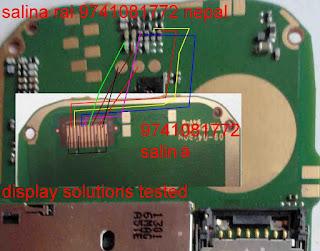 Nokia 114 Blank Display solution