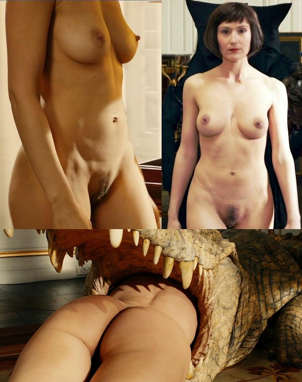 lo naked Lisa cicero