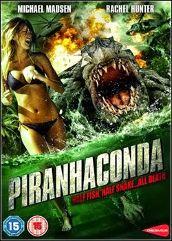 Piranhaconda Legendado