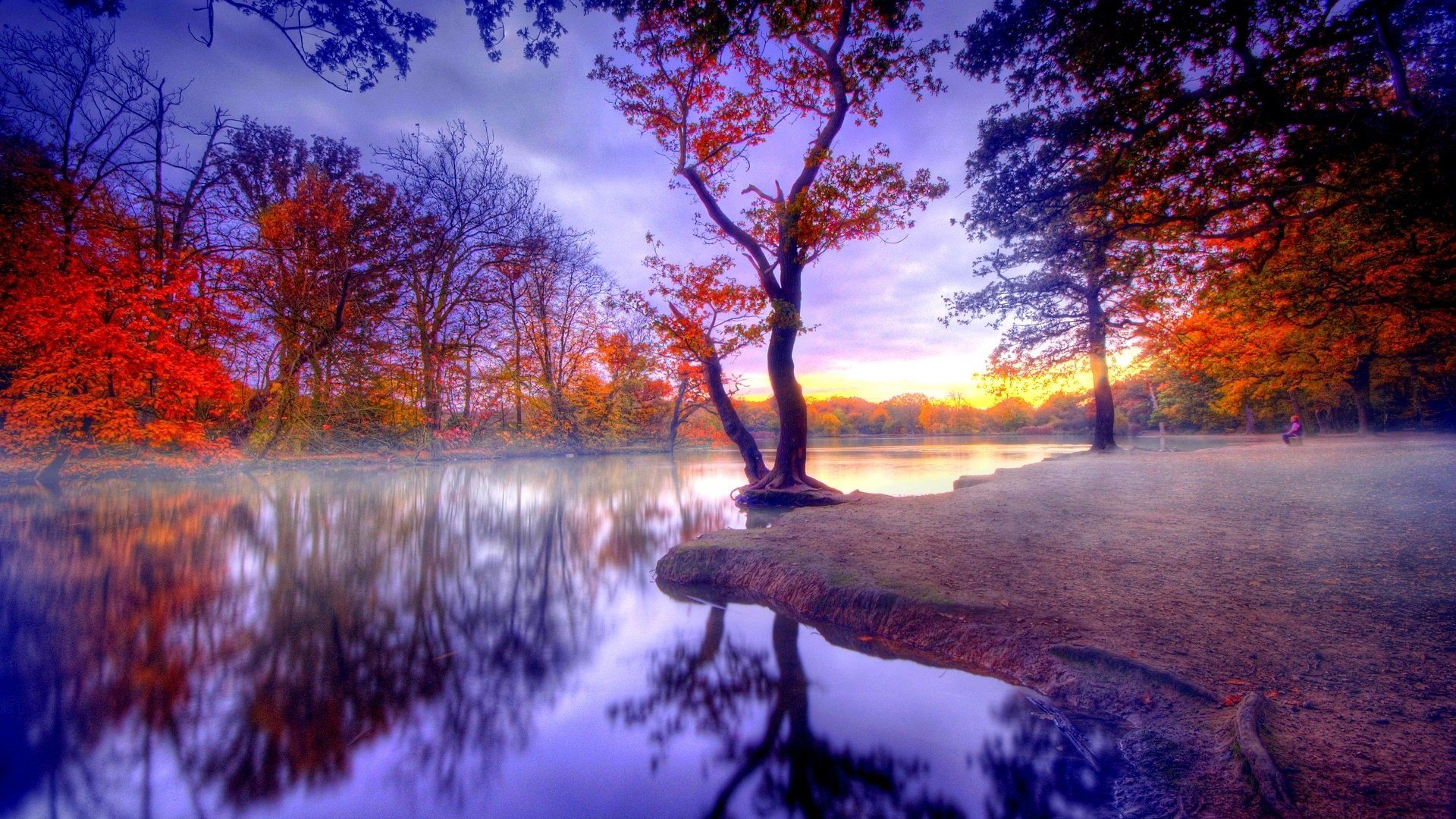 landscape autumn hd wallpaper - photo #19