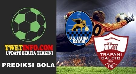 Prediksi US Latina vs Trapani, Serie B 15-09-2015
