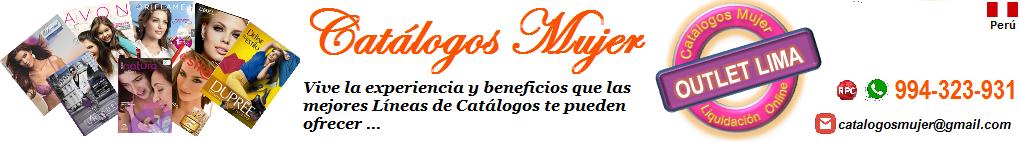 Catálogos Mujer:: Revistas online Peru 2014 UNIQUE CYZONE ESIKA DUPREE AVON ORIFLAME NATURA LEONISA