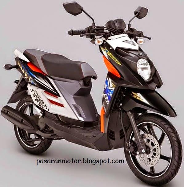 Harga Yamaha X Ride Baru Dan Bekas