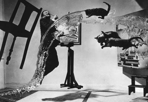 Salvador Dalí y su obra