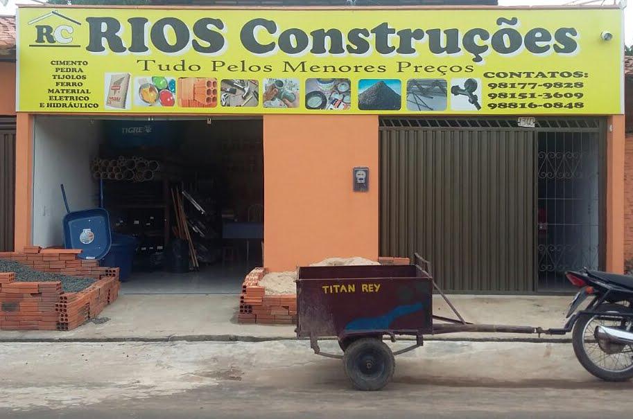Rios Construções - Rua- Antônino Lages