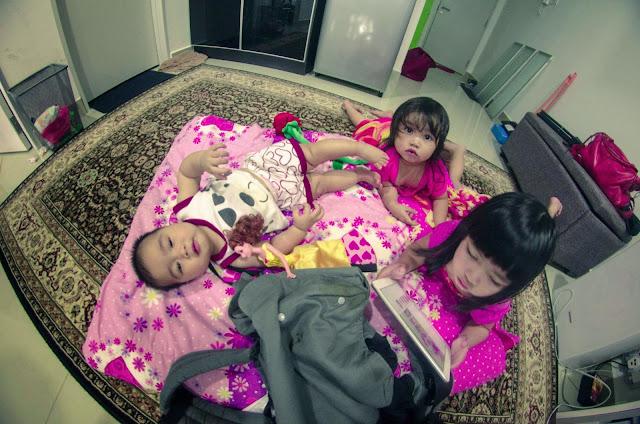 Tips tingkatkan daya ingatan baik anak