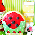 Sweet Ladybugs: Wrappers for Cookies.