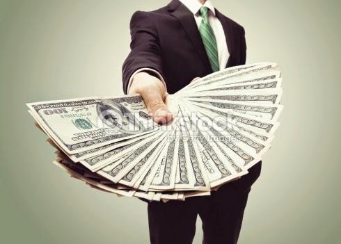 Yang Perlu Anda Lakukan Ketika Menerima Uang Lecek Dan Sobek