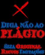 Diga Não - Plágio ser original