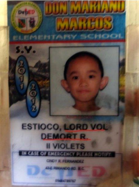 Lord Voldemort ha reencarnado en este niño!!!
