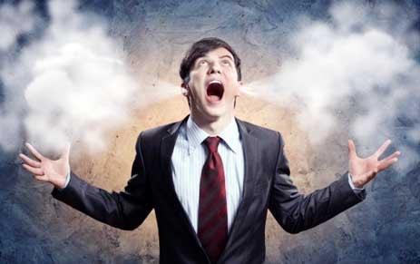 cara menghadapi pasangan pria ketika sedang marah