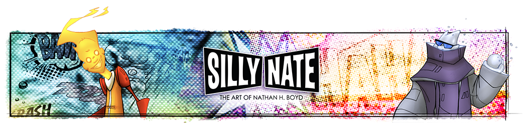 Silly Nate: The Blog of Nathan Boyd